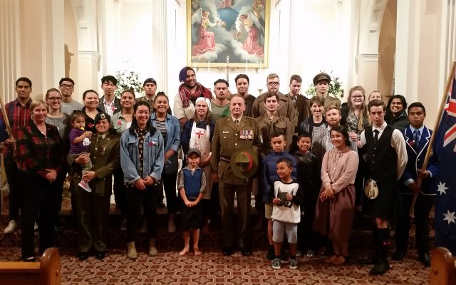 We will remember them! For the past 20 years Challenge 2000 has encouraged our young people to reflect on ANZAC day, what it meant in 1915 and what it means […]
