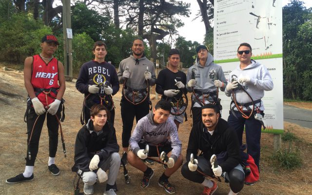 """Pushing Boundaries at Adrenaline Forest """"If you keep doing what you've done, you'll always get what you've always got"""" – Anthony Robbins Young men from Colleges in the Porirua region […]"""
