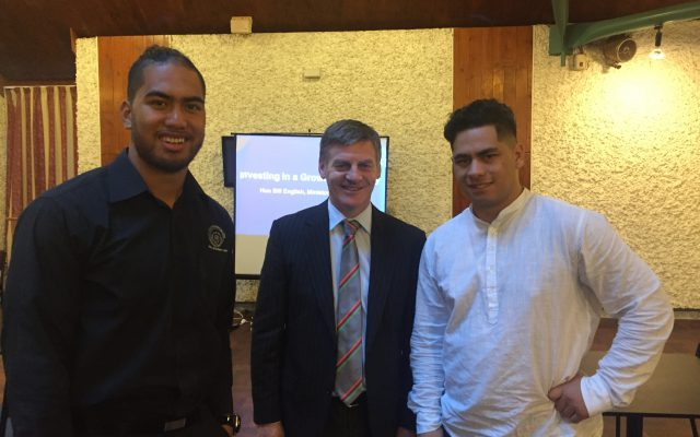 This week 2 Challenge 2000 Youth Workers, Junior Seumanufagai and Te Po Hohua-Johnstone attended a breakfast presentation hosted by the New Zealand Council of Christian Social Services to discuss the […]